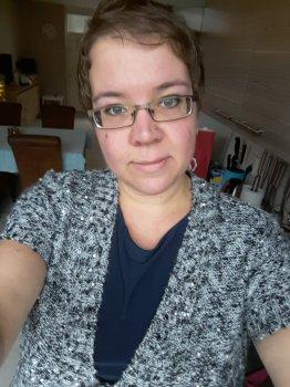 Saskia - werkt als huishoudelijke hulp in Terborg