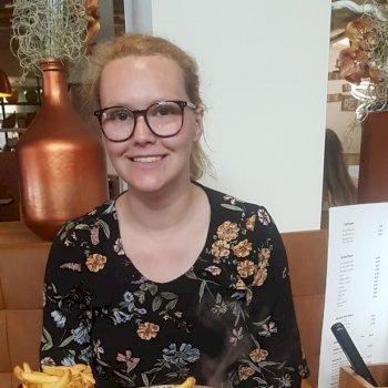Alycia - werkt als huishoudelijke hulp in Eindhoven