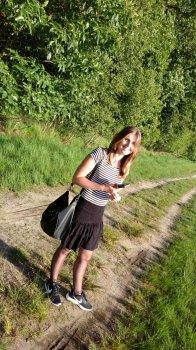Nikki - werkt als huishoudelijke hulp in Wolvega