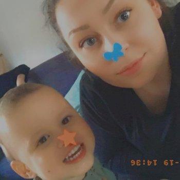 Femke - werkt als huishoudelijke hulp in Ankeveen
