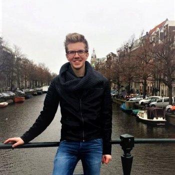 Johan - werkt als huishoudelijke hulp in Staphorst